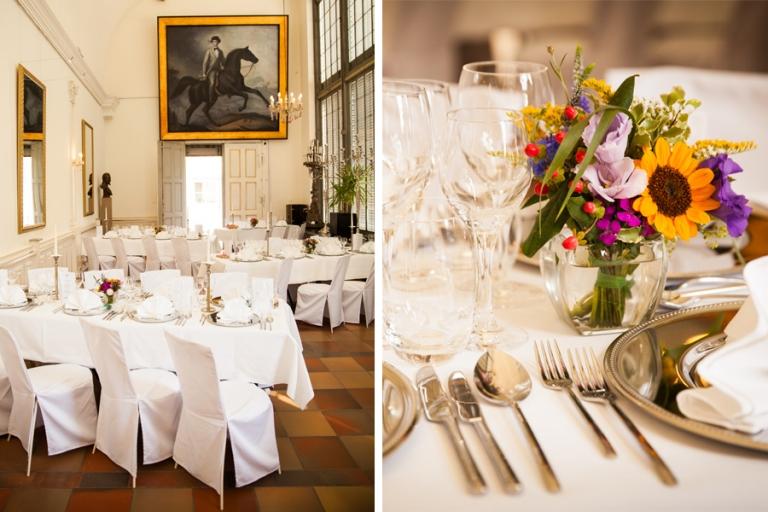 Als Hochzeitsfotograf auf der Hochzeit an einer tolle Hochzeits-Location im Palmenhaus im Nymphenburger Park in München